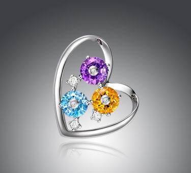 产品图片 珍贵自我s0463c 爱迪尔珠宝之家高清图片